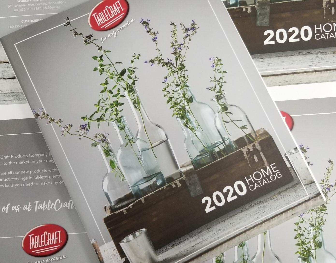 2020 Retail Catalog Cover Reveal
