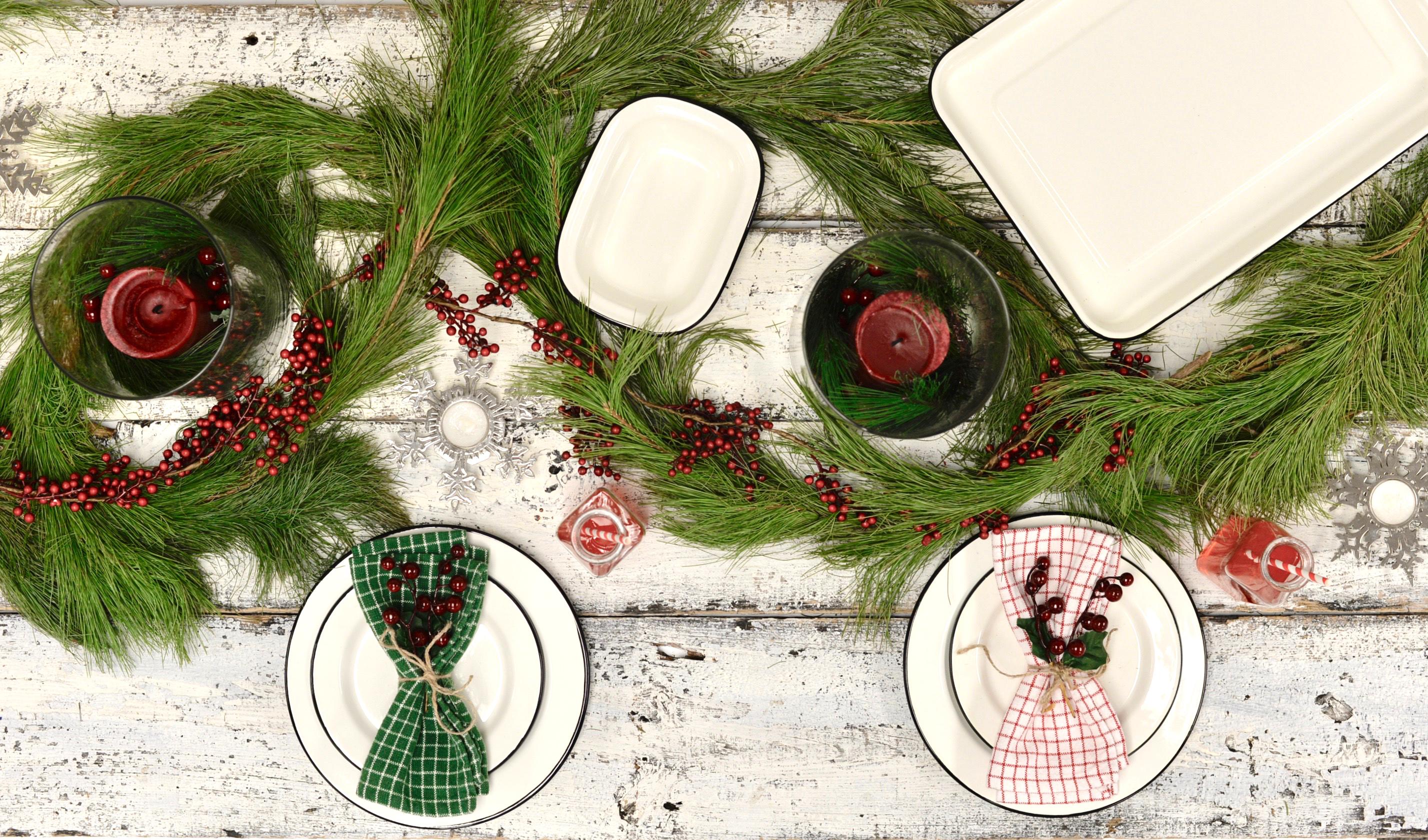 Happy Holidays at TableCraft