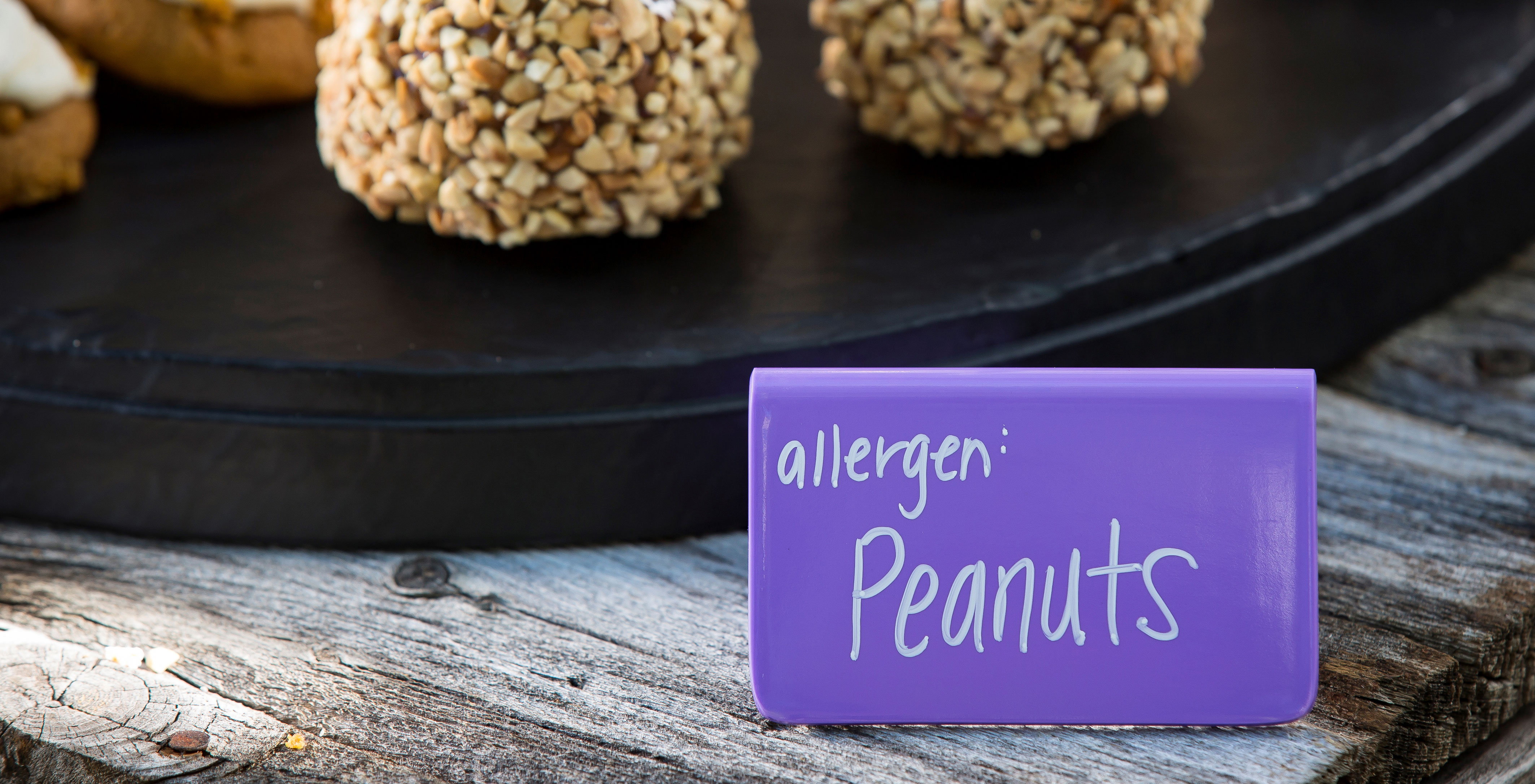 The UK Goes Purple for Allergens