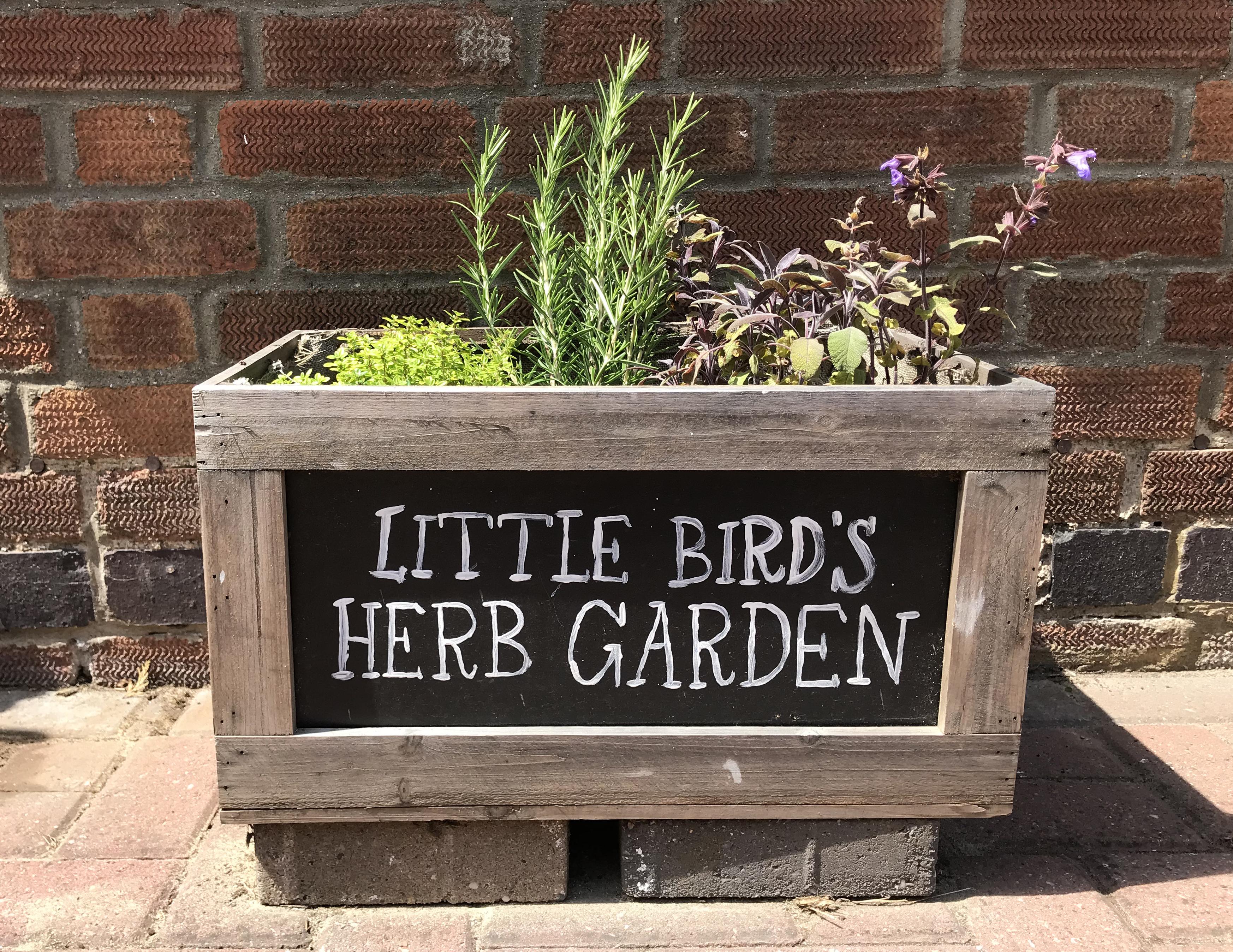 Herb Garden – TableCraft OSTB