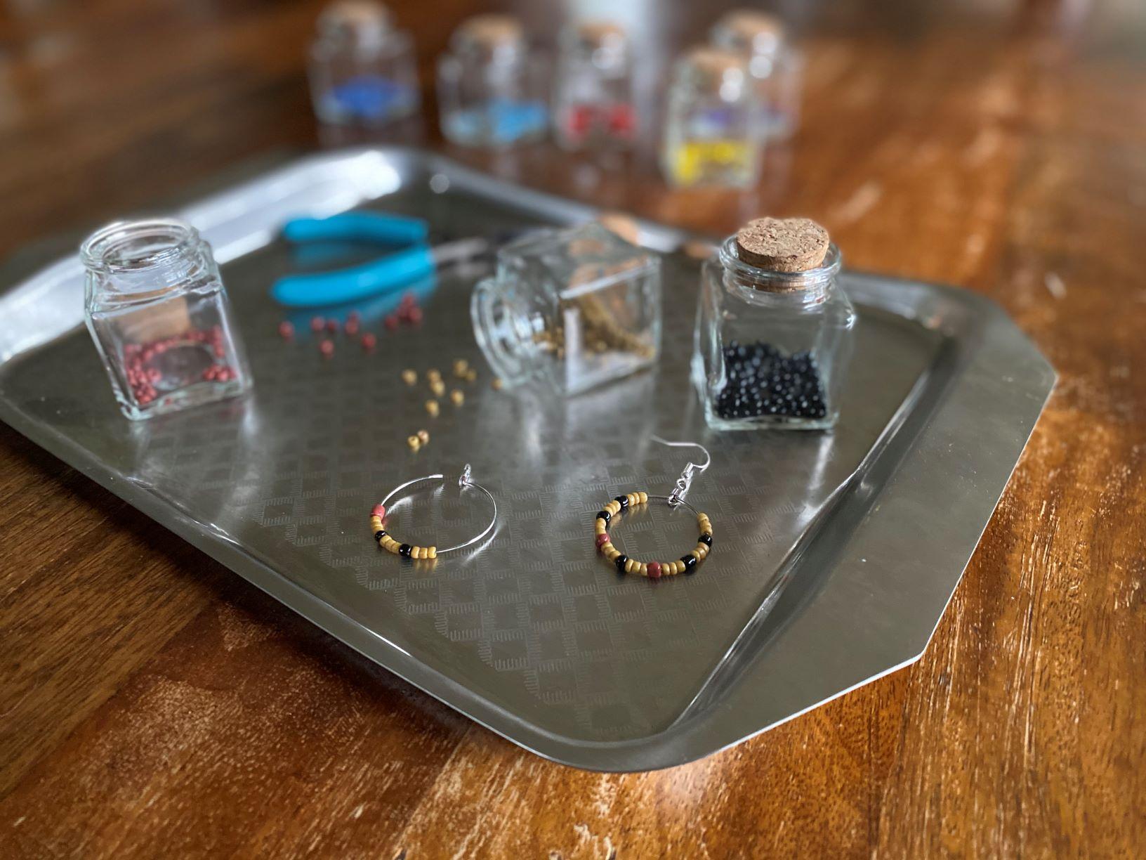 Creating Earrings – TableCraft OSTB