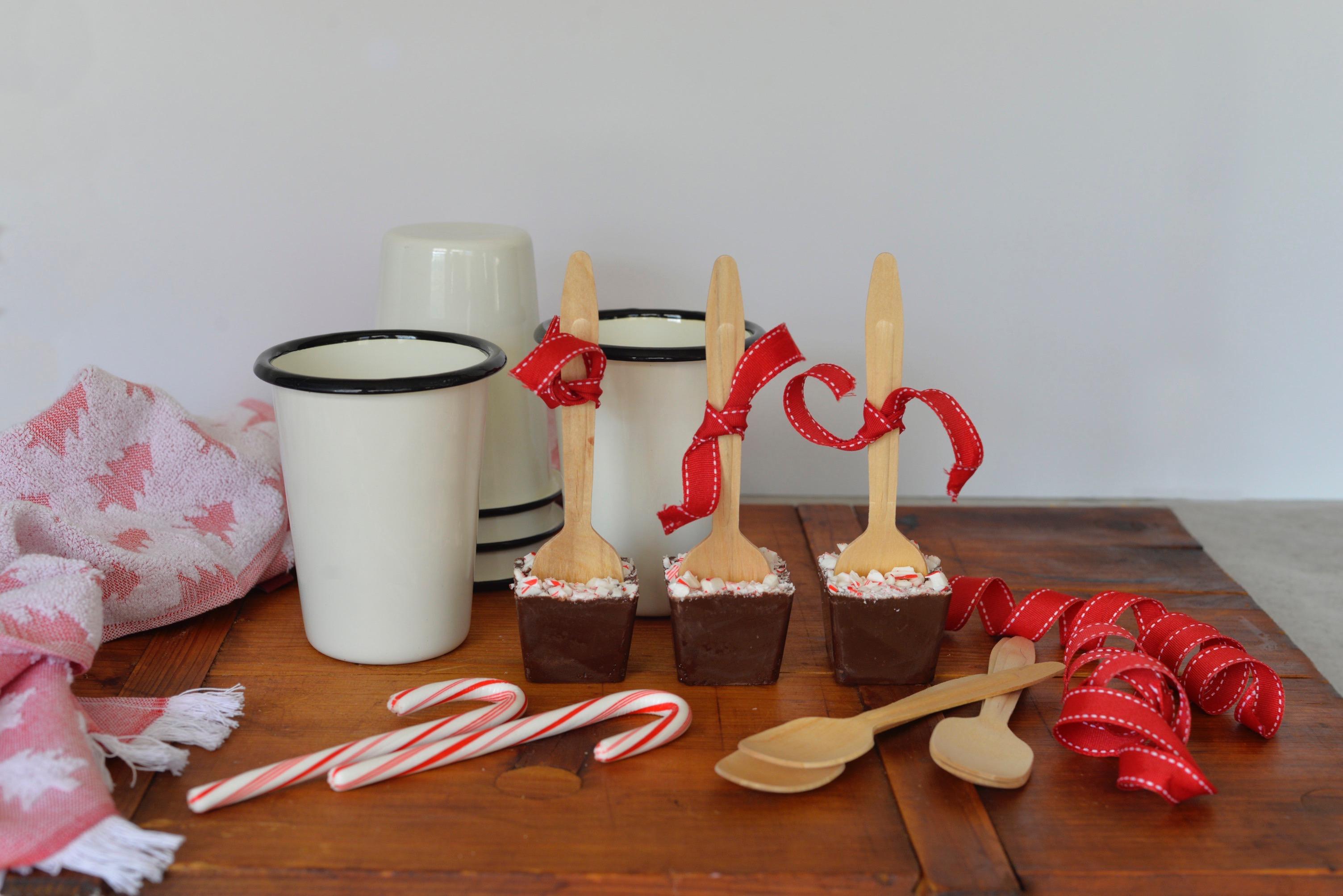 Three Ways With: Hot Cocoa