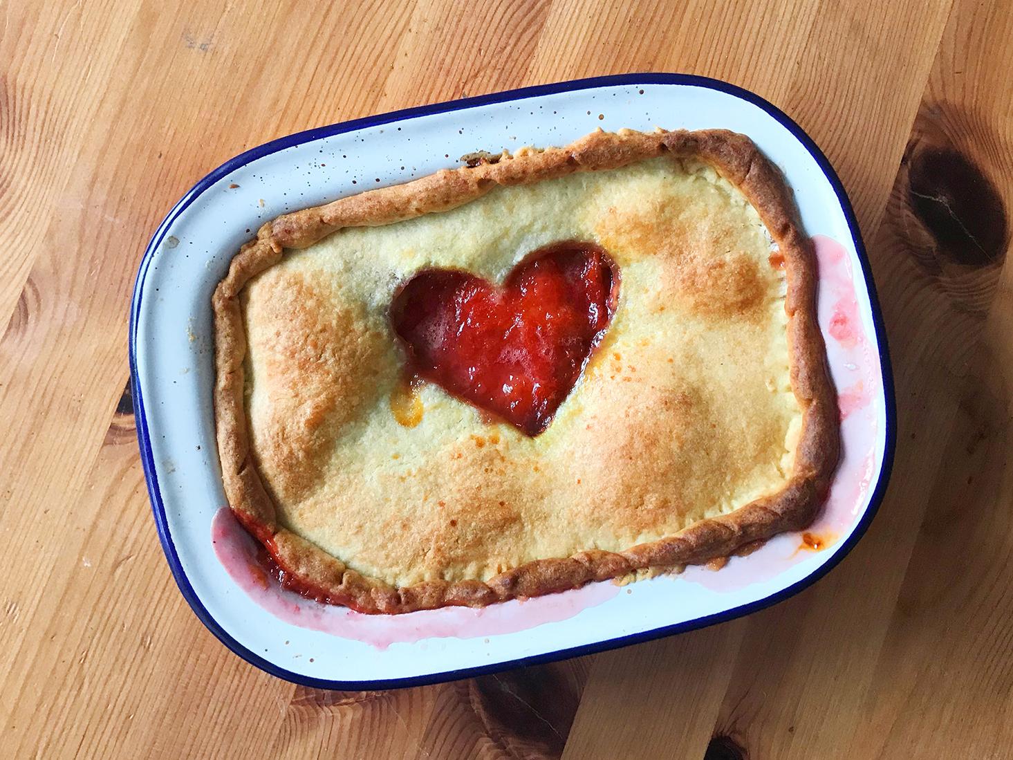 Simple Plum Pie Recipe