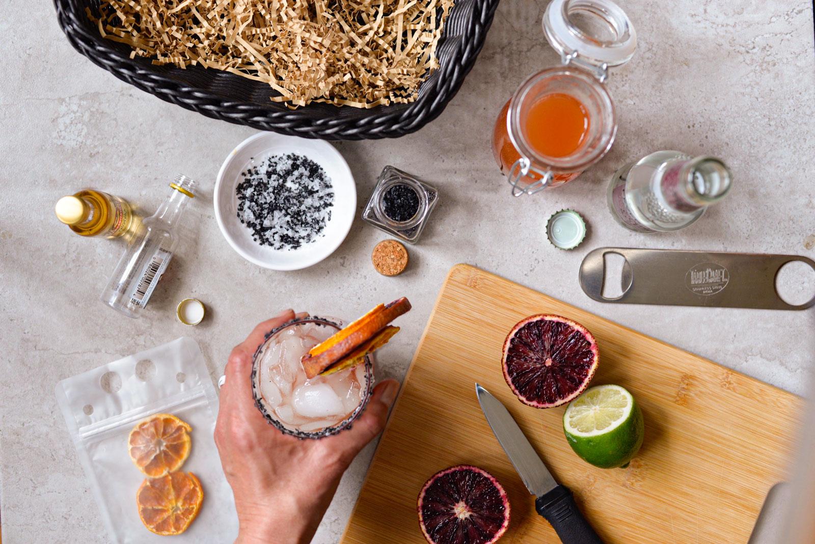 Blood Orange Paloma Cocktail Recipe