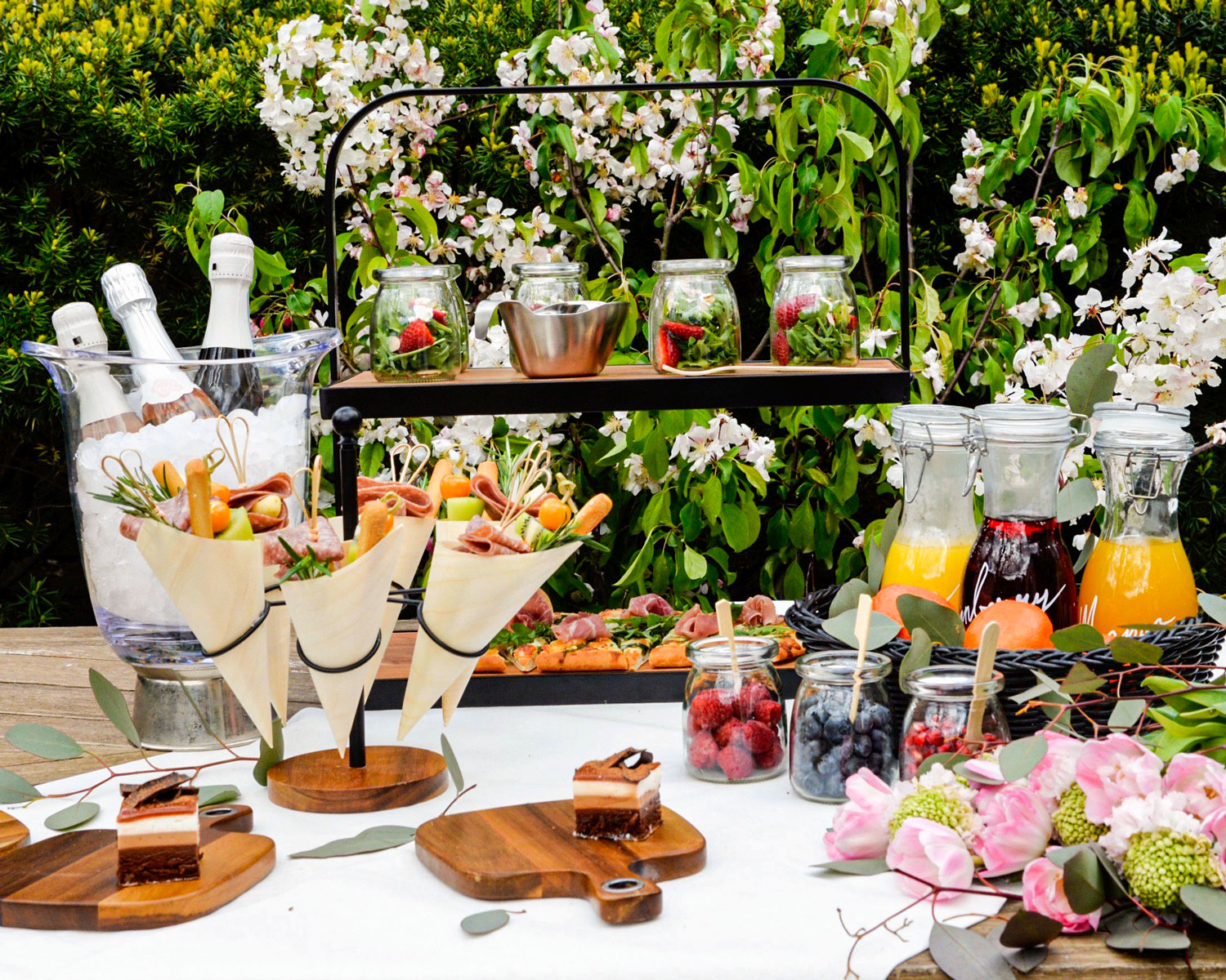 Throwing the Perfect Outdoor Event