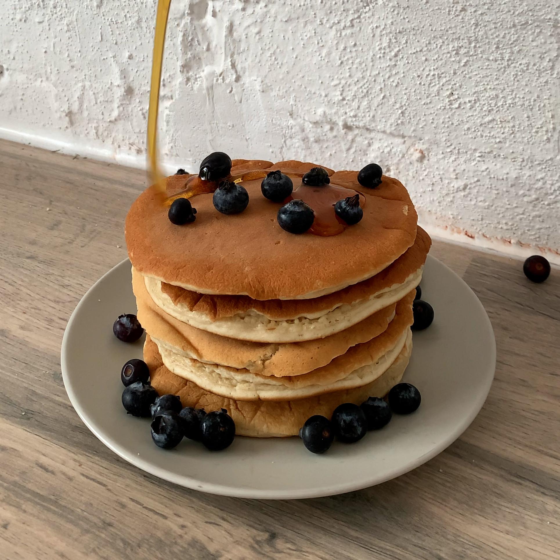 Silver Dollar Pancake Recipe