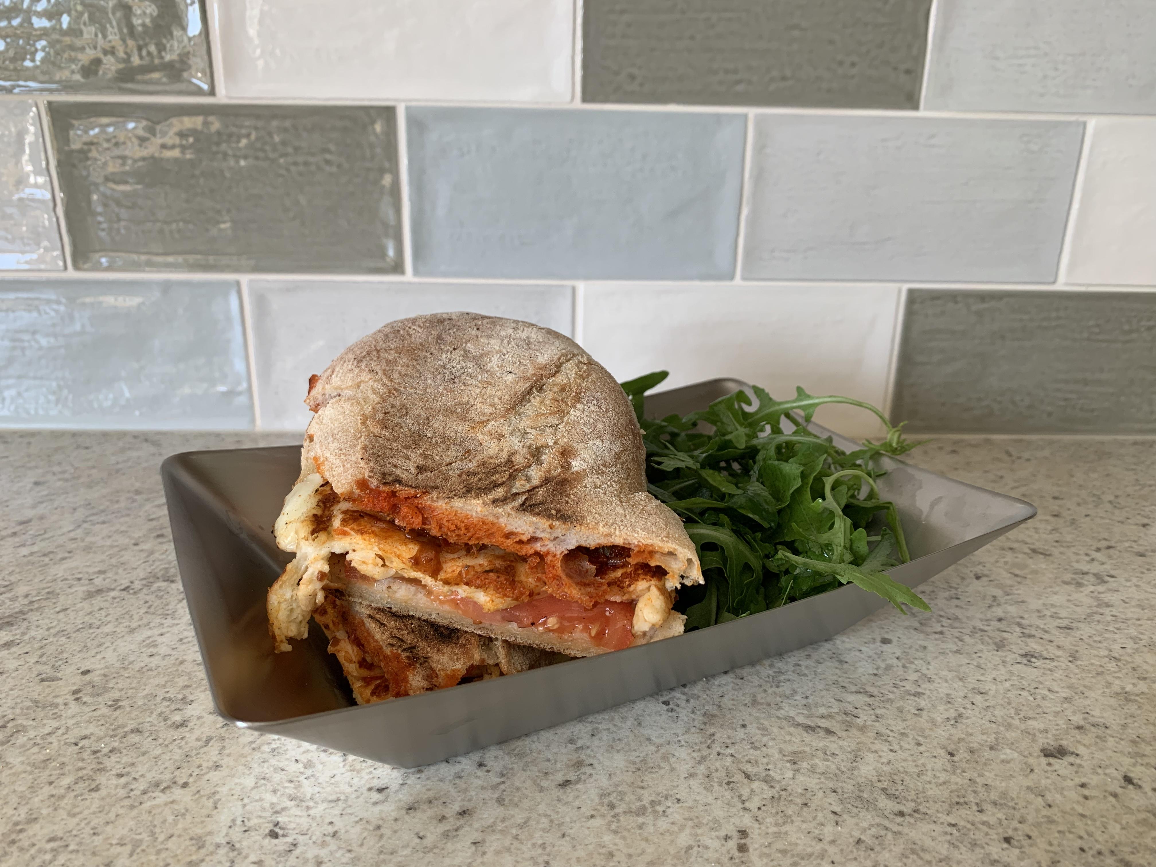 Haloumi Sandwich Recipe