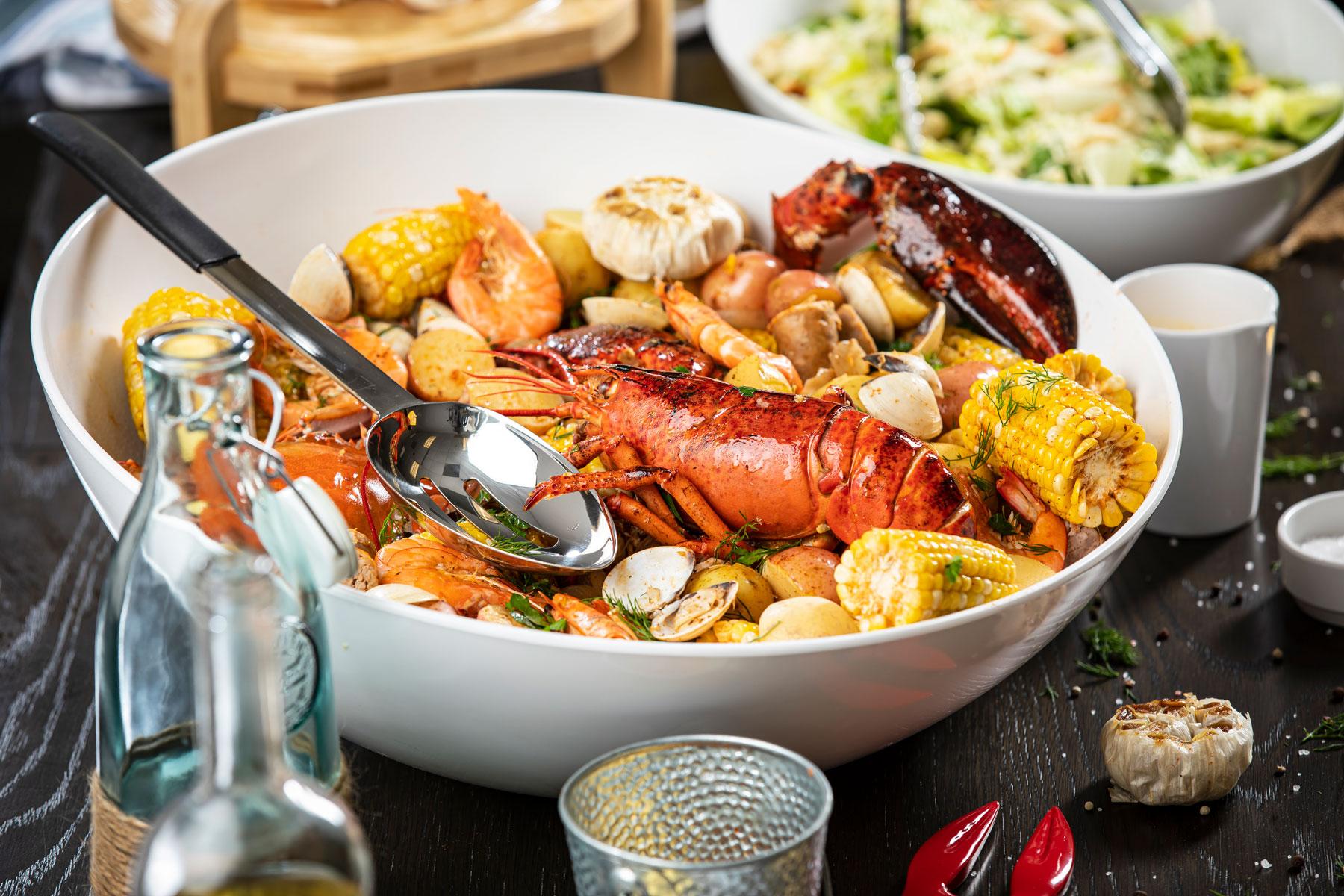 Hosting a Simple Lobster Bake